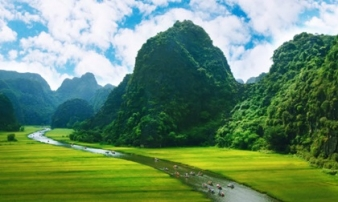 Ninh Bình lọt top những điểm du lịch hấp dẫn nhất 2018
