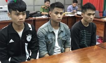 3 đối tượng cướp xe của tài xế Grabbike ở TPHCM bị bắt