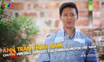 Người bố bạo hành con trai đến rạn sọ não là chuyên viên đào tạo lái xe an toàn của Yamaha, nhiều lần lên sóng truyền hình