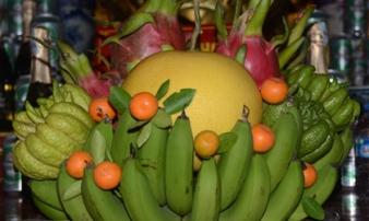 Tết Mậu Tuất 2018: Những loại trái cây bày trên bàn Thờ ngày tết đem lại nhiều tài lộc nhất