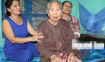 Gặp cụ bà 90 tuổi 'chết đi sống lại'