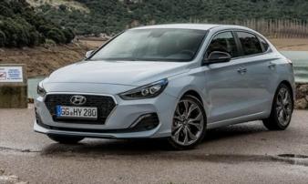 Hyundai i30 Fastback 2018 có giá từ 616 triệu đồng