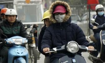 Tin mới thời tiết 11/12: Đón thêm không khí lạnh tăng cường, Hà Nội rét 15 độ, trời âm u