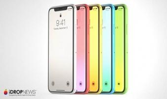 Chiêm ngưỡng iPhone Xc giá rẻ đẹp tựa iPhone X, có camera kép