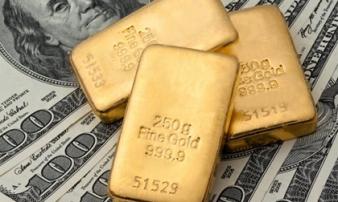 Giá vàng hôm nay 5/1: Tranh thủ chốt lời, vàng mất đỉnh cao