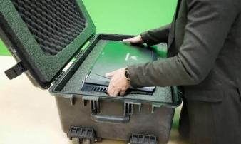 Laptop màn hình cong đầu tiên trên TG xuất hiện tại VN, giá 229 triệu
