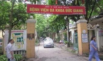 Hà Nội: Bác sĩ khẳng định thai chết lưu cho đi hút, sang viện khác khám thai vẫn bình thường