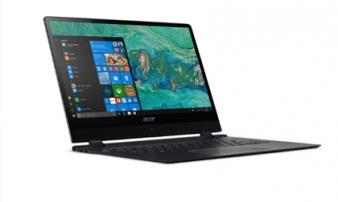 Acer vừa công bố laptop mỏng nhất thế giới