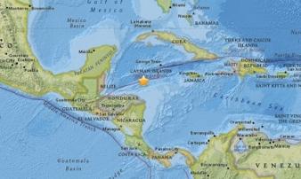 Động đất cường độ 7,8 rung chuyển Caribe, cảnh báo sóng thần