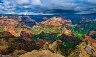 Đã mắt ngắm nhìn 12 hẻm núi đẹp nhất hành tinh