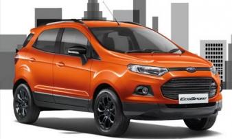 Xả hàng, Ford EcoSport giảm giá còn 500 triệu đồng