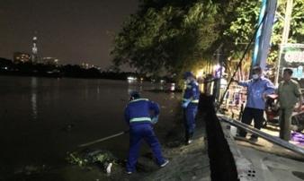 Phát hiện thi thể người đàn ông trương phình trôi dạt trên sông Sài Gòn