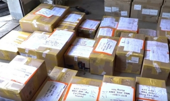 Trộm 'viếng thăm' kho Công ty Thế Giới Di Động cuỗm gần nửa tỷ đồng