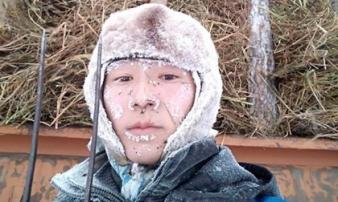Ngôi làng lạnh nhất thế giới -62 độ, con người có thể đóng băng chỉ trong vòng 1 phút