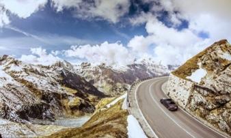 Lướt xe trên những cung đường đẹp và ngoạn mục nhất châu Âu