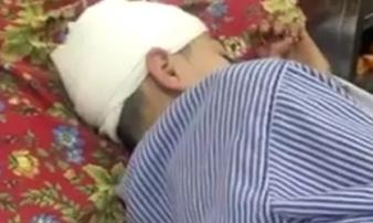 Công an thông tin vụ thầy giáo tát HS chấn thương đầu
