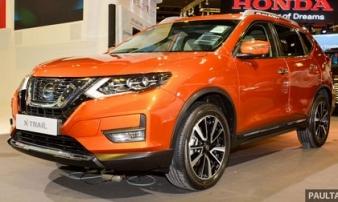 Nissan X-Trail 2018 giá 720 triệu đồng sắp về Việt Nam