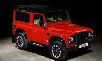 Land Rover Defender bản đặc biệt giá 4,71 tỷ đồng
