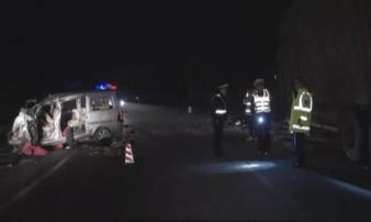 Đưa mẹ già đi cấp cứu trong đêm, 4 người trong gia đình gặp tai nạn chết thương tâm