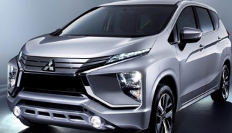 Mitsubishi Xpander sắp ra mắt Việt Nam