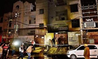 Cháy nhà máy nhựa ở Ấn Độ, gần 20 công nhân thiệt mạng