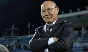 HLV Park Hang-seo được tặng xe ôtô gần 800 triệu đồng