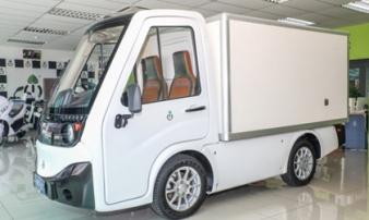 Ô tô điện giá 350 triệu đồng gây sốt toàn thị trường