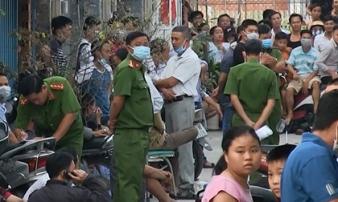 Công an đã khoanh vùng được nghi phạm vụ án mạng 5 người ở Bình Tân ngày 30 Tết