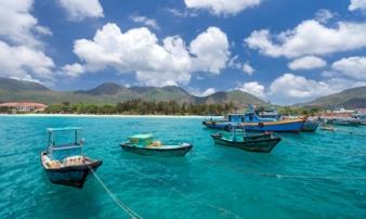 Côn Đảo lọt top những bãi tắm trong xanh nhất thế giới