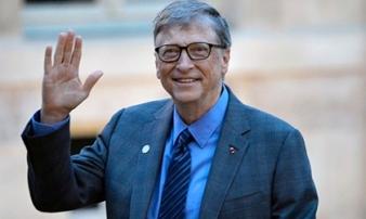 Ba dấu mốc thành công khiến Bill Gates 'phổng mũi' tự hào