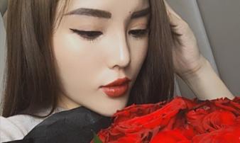 Dân mạng hoang mang vì gương mặt ngày càng sắc nhọn của Hoa hậu Kỳ Duyên