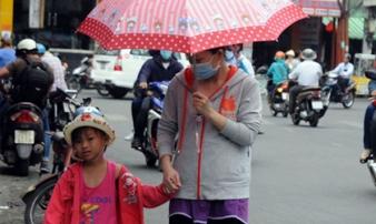 """Nắng """"cháy da cháy thịt"""" ở Sài Gòn kéo dài tới bao giờ?"""