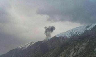 Không còn người sống sót trong vụ rơi máy bay Thổ Nhĩ Kỳ tại Iran
