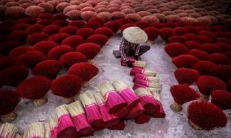 Ảnh Việt Nam lọt top những bức hình tuyệt nhất nhờ khoảnh khắc đẹp xuất thần