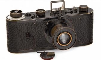 2,4 triệu euro cho chiếc máy ảnh đắt nhất thế giới