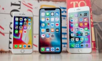 NÓNG: iPhone 7, 8, X giảm sốc từ 4,5 – 8,8 triệu đồng