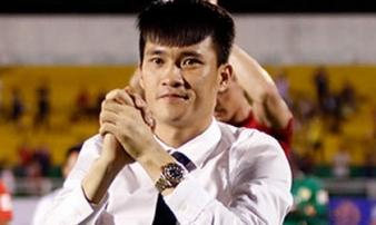 Công Vinh ủng hộ bầu Đức 'dẹp Mafia thao túng bóng đá Việt Nam'