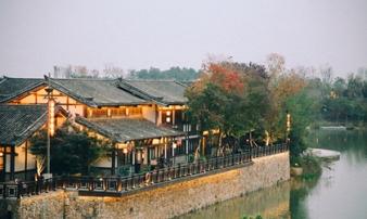 Đông Phương Diêm Hồ Thành - điểm đến mới sẽ soán ngôi Phượng Hoàng Cổ Trấn
