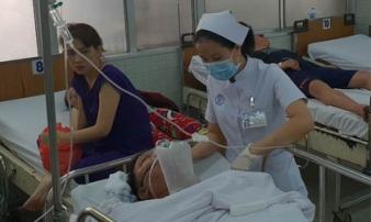 Vụ cháy khiến 13 người chết: Phổi nạn nhân đầy bụi than, thở ra khói