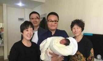 Bố mẹ chết trẻ vì tai nạn, 4 năm sau đứa con vẫn ra đời một cách kỳ diệu