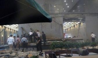Indonesia: Sập trung tâm nghệ thuật, 6 nam sinh thiệt mạng