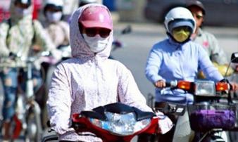 Tin mới thời tiết 21/4: Cuối tuần Hà Nội nóng 31 độ C, Sài Gòn 35 độ C