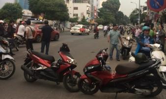 Nam thanh niên bị đâm tử vong sau va chạm giao thông