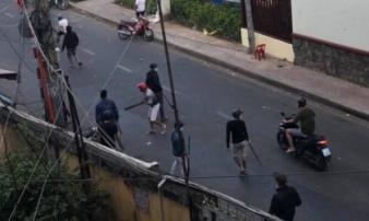 Vụ hỗn chiến kinh hoàng của 2 nhóm giang hồ ở Sài Gòn: 'Nghe nhiều tiếng nổ lớn như tiếng súng'