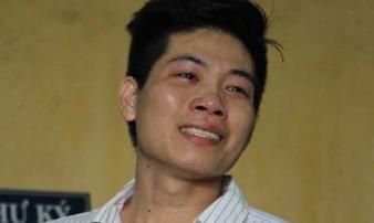 Nước mắt muộn màng của kẻ đâm chết bạn gái bằng 20 nhát dao