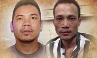 Hai tử tù trốn khỏi buồng biệt giam của Bộ Công an sắp hầu tòa