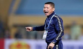 HLV CLB Hà Nội: Trọng tài không nghiêng về HAGL sẽ 'ăn đòn' của bầu Đức
