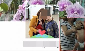 Facebook bảo mẫu bạo hành trẻ ở Đà Nẵng: Đăng ảnh hoa, trẻ em và đang bị 'tấn công' dữ dội
