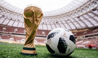 Lịch thi đấu bóng đá World Cup 2018