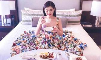Kỳ nghỉ hè xa hoa ngút trời của tiểu thư nhà giàu Việt Nam